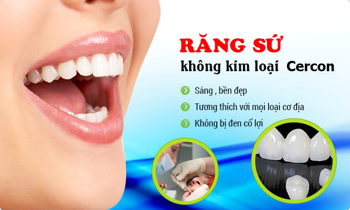 Bọc răng sứ loại nào tốt nhất ?