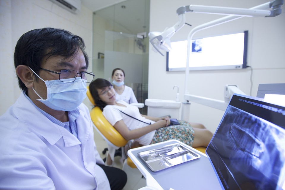 trung tâm nha khoa uy tín ở Hà Nội